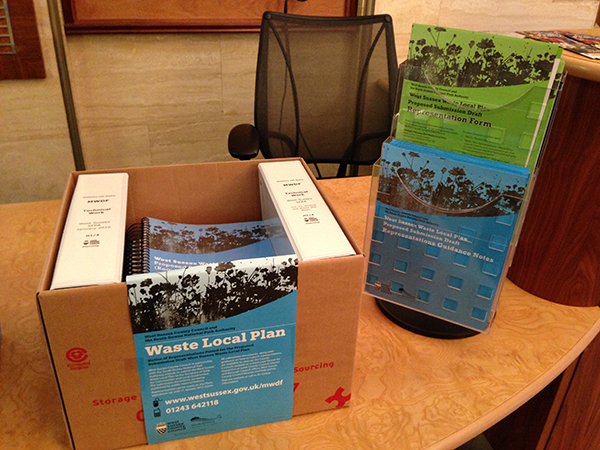 West Sussex Waste Local Plan – Consultation Programme